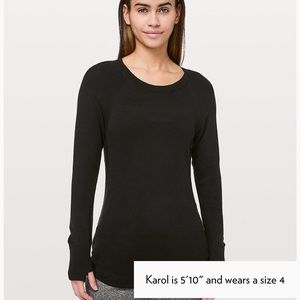 Brand new with tags Lululemon sweater